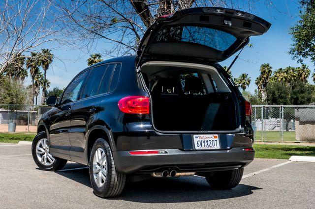 2012 Volkswagen Tiguan S Reseda, CA 10