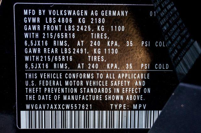 2012 Volkswagen Tiguan S Reseda, CA 37