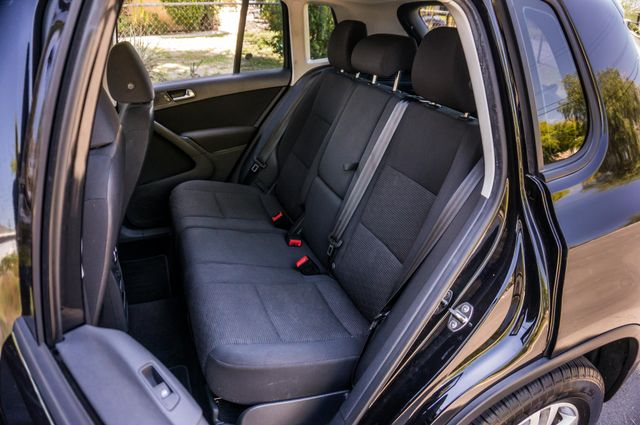 2012 Volkswagen Tiguan S Reseda, CA 27