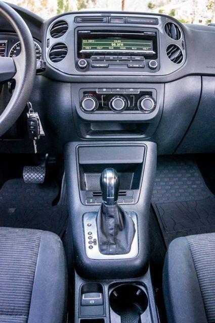 2012 Volkswagen Tiguan S Reseda, CA 21