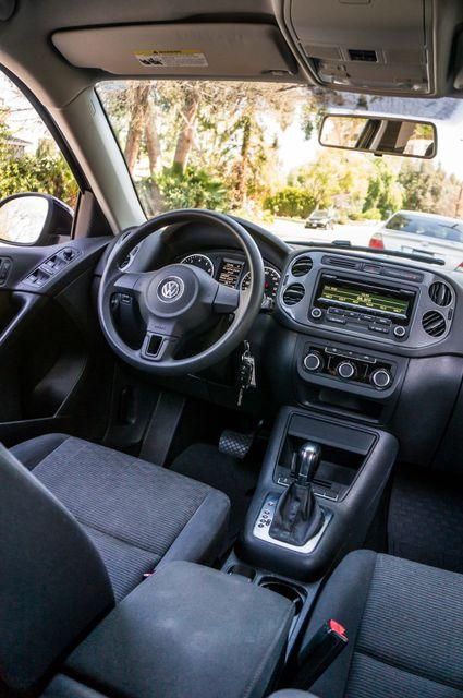 2012 Volkswagen Tiguan S Reseda, CA 32