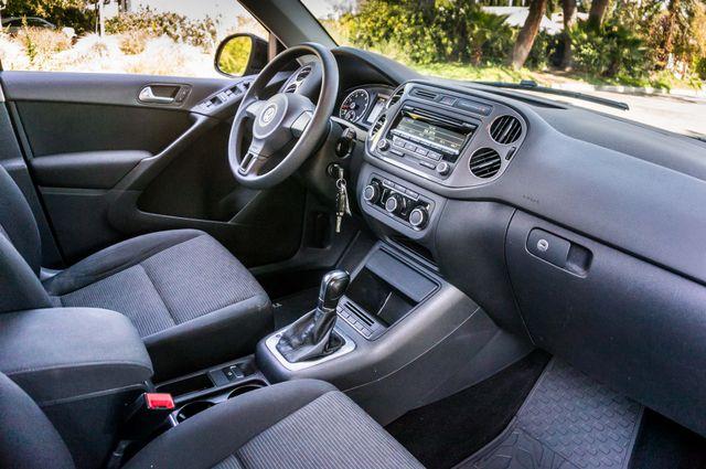 2012 Volkswagen Tiguan S Reseda, CA 30