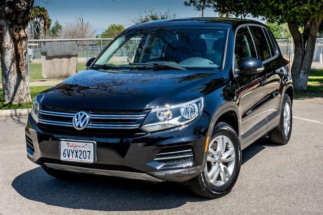 2012 Volkswagen Tiguan S Reseda, CA 39