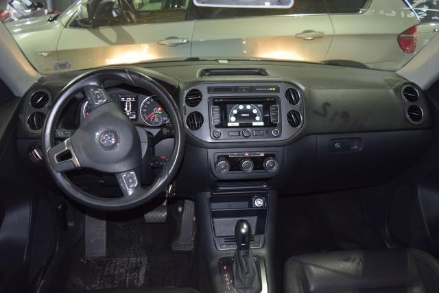 2012 Volkswagen Tiguan SE w/Sunroof & Nav Richmond Hill, New York 10