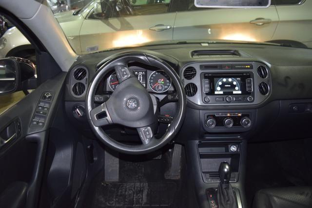 2012 Volkswagen Tiguan SE w/Sunroof & Nav Richmond Hill, New York 9