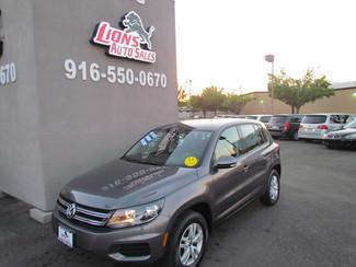 2012 Volkswagen Tiguan S Very Low Miles 50K Sacramento, CA