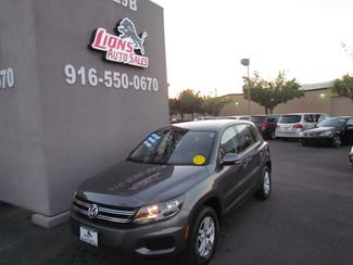 2012 Volkswagen Tiguan S Very Low Miles 50K Sacramento, CA 1