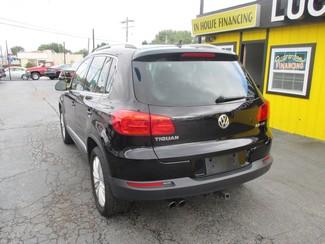 2012 Volkswagen Tiguan SE Saint Ann, MO 12