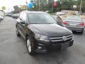 2012 Volkswagen Tiguan SE Saint Ann, MO 4