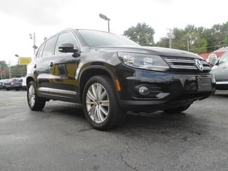 2012 Volkswagen Tiguan SE Saint Ann, MO 6