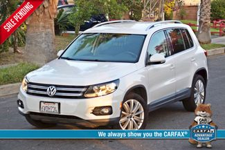 2012 Volkswagen TIGUAN SE AUTOMATIC ONLY 87K MLS LEATHER ALLOY WHEELS XLNT CONDITION Woodland Hills, CA