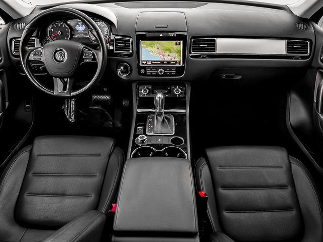 2012 Volkswagen Touareg Sport w/Nav Burbank, CA 5