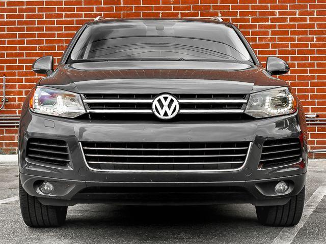2012 Volkswagen Touareg Sport w/Nav Burbank, CA 1