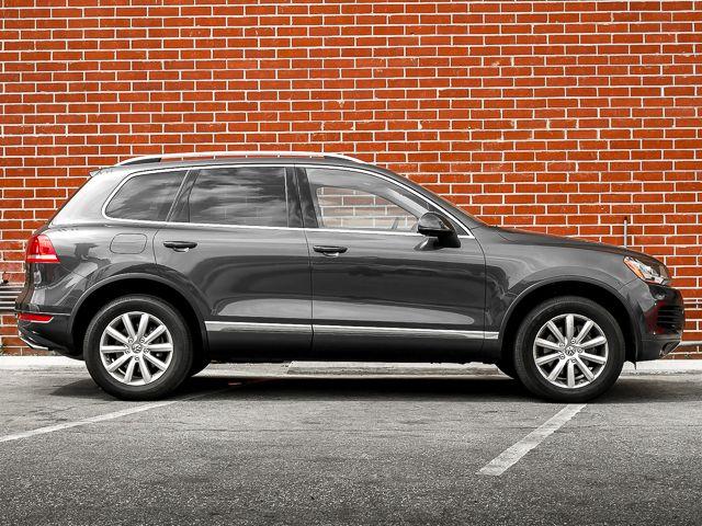 2012 Volkswagen Touareg Sport w/Nav Burbank, CA 4