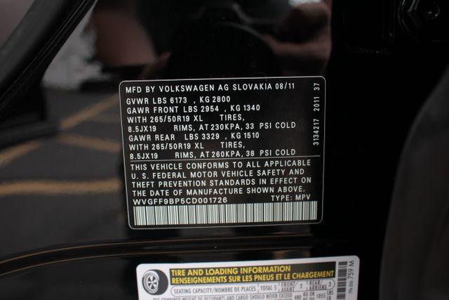 2012 Volkswagen Touareg Lux - Nav - Sunroof Mooresville , NC 33