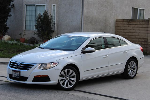 2012 Volkswagens CC SPORT PKG DSG AUTOMATIC ONLY 63K MLS LEATHER SERVICE RECORDS NEW TIRES Woodland Hills, CA 1