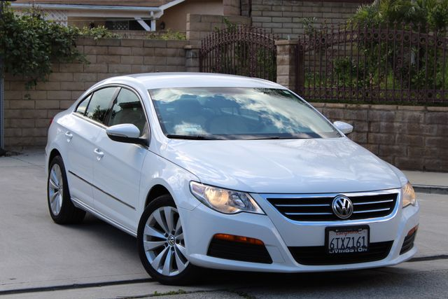 2012 Volkswagens CC SPORT PKG DSG AUTOMATIC ONLY 63K MLS LEATHER SERVICE RECORDS NEW TIRES Woodland Hills, CA 10