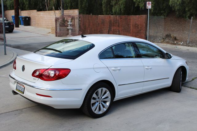 2012 Volkswagens CC SPORT PKG DSG AUTOMATIC ONLY 63K MLS LEATHER SERVICE RECORDS NEW TIRES Woodland Hills, CA 6