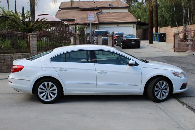2012 Volkswagens CC SPORT PKG DSG AUTOMATIC ONLY 63K MLS LEATHER SERVICE RECORDS NEW TIRES Woodland Hills, CA 7