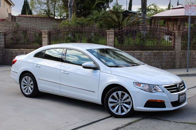 2012 Volkswagens CC SPORT PKG DSG AUTOMATIC ONLY 63K MLS LEATHER SERVICE RECORDS NEW TIRES Woodland Hills, CA 8