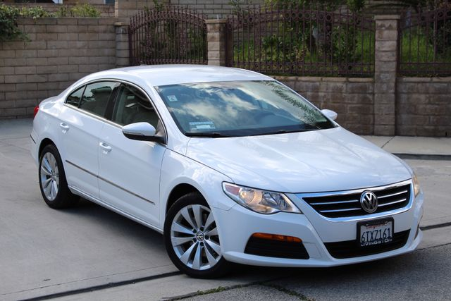 2012 Volkswagens CC SPORT PKG DSG AUTOMATIC ONLY 63K MLS LEATHER SERVICE RECORDS NEW TIRES Woodland Hills, CA 9