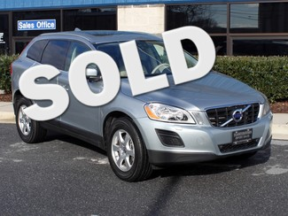 2012 Volvo XC60 3.2L Premier Plus AWD Rockville, Maryland
