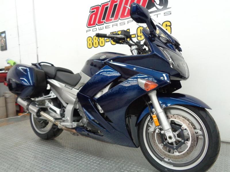 2012 Yamaha FJR 1300   Oklahoma  Action PowerSports  in Tulsa, Oklahoma