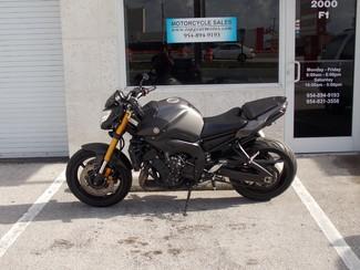 2012 Yamaha FZ8 Dania Beach, Florida 7