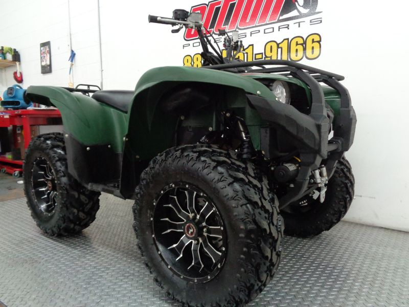 2012 Yamaha Grizzly   Oklahoma  Action PowerSports  in Tulsa, Oklahoma