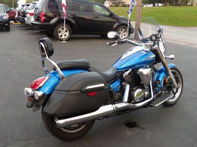 2012 Yamaha V Star 950 Tourer Ephrata, PA 2