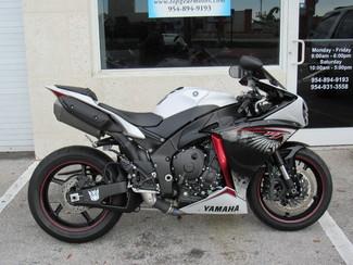 2012 Yamaha YZF-R1 R1 Dania Beach, Florida