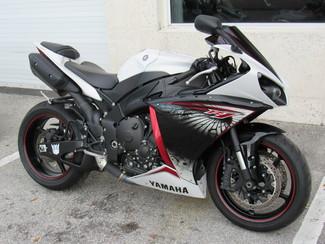 2012 Yamaha YZF-R1 R1 Dania Beach, Florida 1