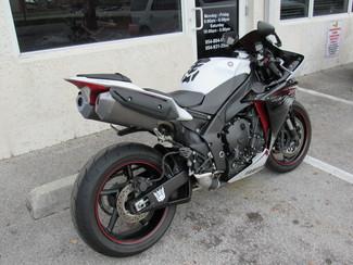 2012 Yamaha YZF-R1 R1 Dania Beach, Florida 6