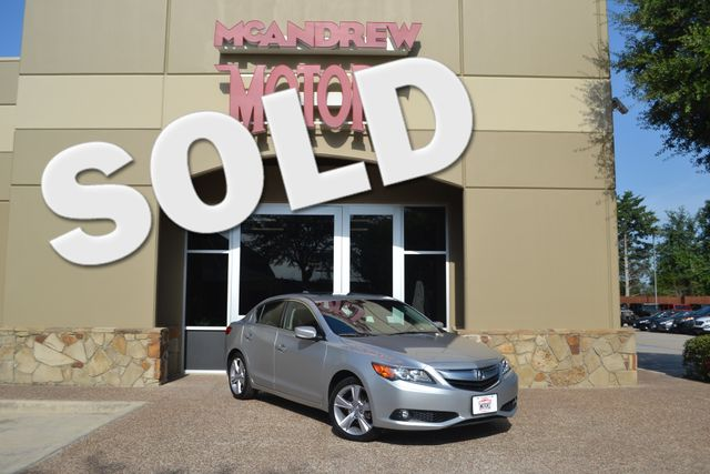 2013 Acura ILX Premium Pkg | Arlington, Texas | McAndrew Motors in Arlington Texas