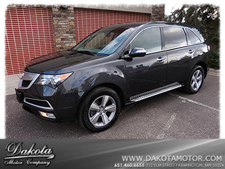 2013 Acura MDX Farmington, Minnesota