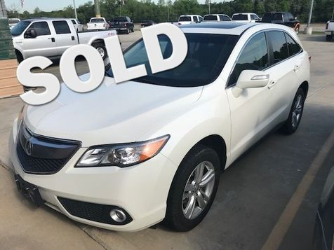 2013 Acura RDX 1-Owner, Tech Pkg, Leather, Sunroof! | Lewisville, Texas | Castle Hills Motors in Lewisville, Texas