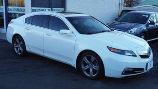 2013 Acura TL Tech East Haven, CT 4