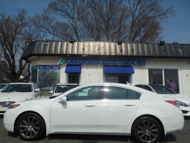 2013 Acura TL Special Edition Leesburg, Virginia 4