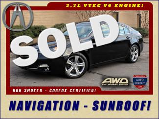 2013 Acura TL Tech AWD - NAVIGATION - SUNROOF! Mooresville , NC