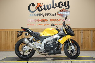 2013 Aprilia Tuono V4 R APRC Austin , Texas