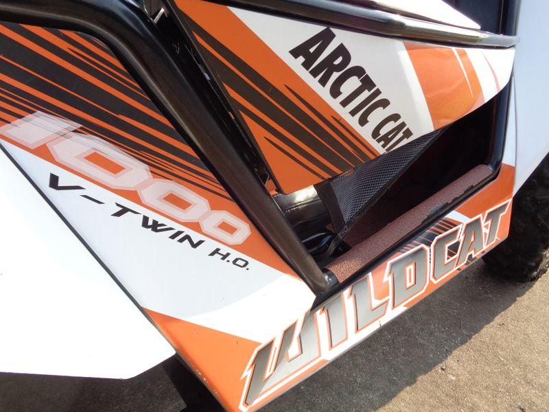 2013 Arctic Cat WildCat 1000 Limited  Oklahoma  Action PowerSports  in Tulsa, Oklahoma