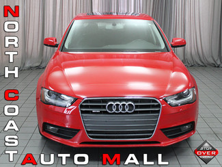 2013 Audi A4 in Akron, OH