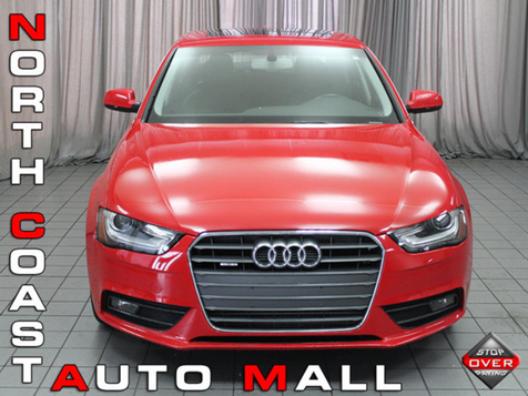 2013 Audi A4 Premium Plus in Akron, OH