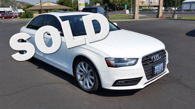 2013 Audi A4 in Ashland OR