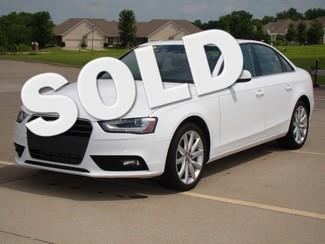 2013 Audi A4 Premium Plus Bettendorf, Iowa