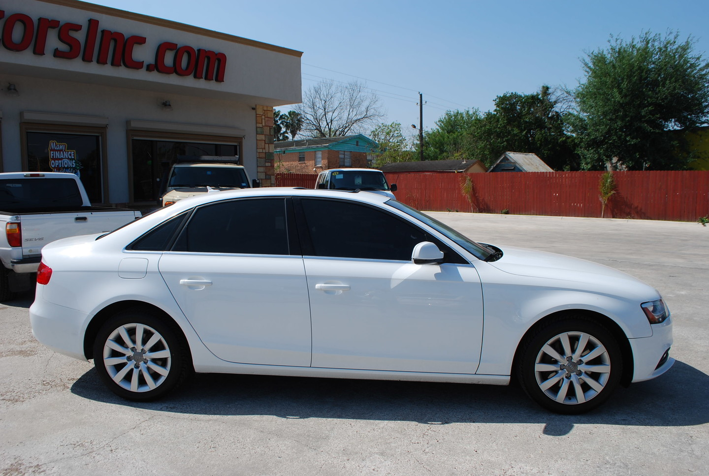 2013 Audi A4 Premium Brownsville Tx English Motors: english motors inc