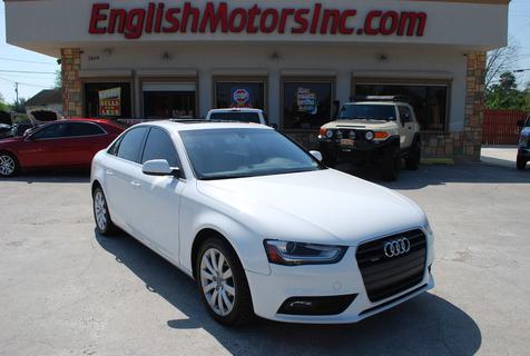 2013 Audi A4 Premium in Brownsville, TX