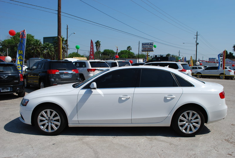 2013 Audi A4 Premium  Brownsville TX  English Motors  in Brownsville, TX