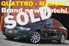 2013 Audi A4 Premium - QUATTRO - MANUAL BURBANK, California