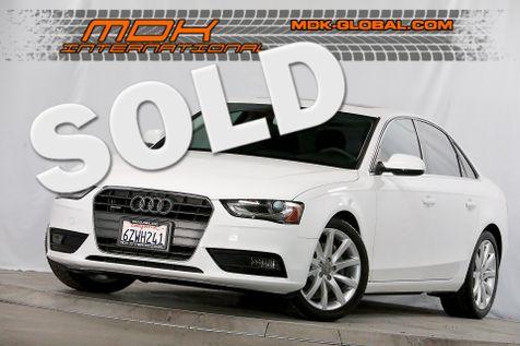 2013 Audi A4 Premium Plus - Navigation - Manual - Quattro in Los Angeles